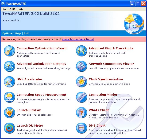 Скачать TweakMaster Pro бесплатно 5.2Mb.